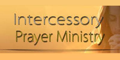 Intercessory prayer study pdf to word